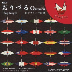 Tsuru vlag design