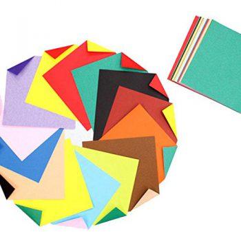 Dubbelzijdig gekleurde Origami 3